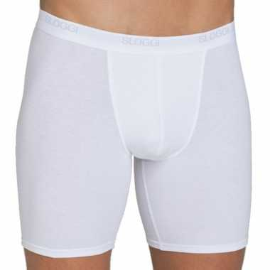 Sloggi basic long heren boxershort
